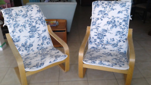 Two Chairs