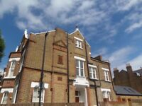A recently refurbished two double bedroom top floor flat in Clapham. Available 22nd August Furnished