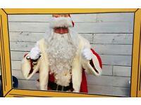 Professional Santa Hire