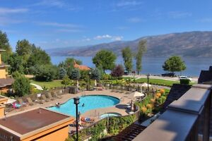 Executive Peachland Condo for rent Sept -  May ,2018