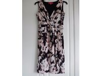 Together dress and cardigan ideal for wedding guest