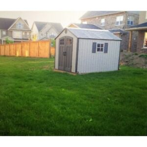 10 ft x 8 ft Shed for Sale