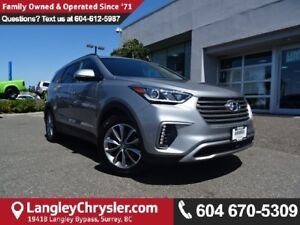 2017 Hyundai Santa Fe XL Limited AWD W/3RD ROW SEATING & BACK...