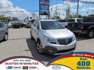 2014 Buick Encore LEATHER   BACKUP CAM   ONSTAR