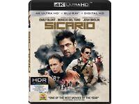 *** Sicario 4K UHD Blu-ray ***