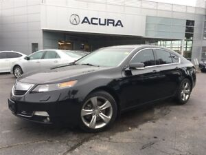 2012 Acura TL TECH | WARRANTYTO2018 | NAVI | SAFETY+ETESTED |