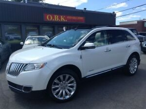 2014 Lincoln MKX LIMITED-NAVIGATION-CAM RECUL-TOIT-AWD-