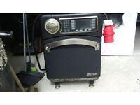 For sale is a Sota Turbo Chef oven