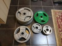 Body Power Olympic Weights