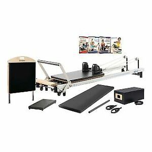 Pilates Stott At Home SPX® Reformer Package (Black)