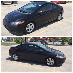 2008 Honda Civic LX SUNROOF/AUTO/SAFETIED/CLEAN TITLE $6399