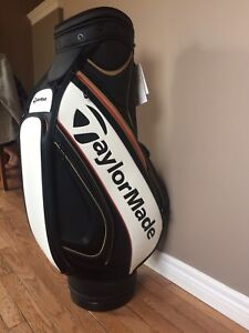 NEW TAYLORMADE STAFF BAG FOR SALE