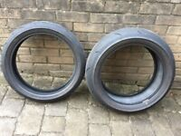 Bridgestone RS10 motorbike tyres