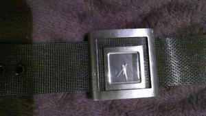 Mesh belt style DKNY watch