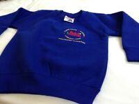 Montessori T-shirt and jumper. (Tudor House, Rosebud or Lavender Lodge)