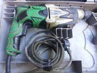 Hitachi DH24PC3 SDS-Plus Hammer Drill 3-Mode