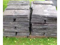 Welsh reclaimed slates