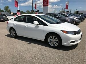 2012 Honda Civic EX (M5) - MOONROOF!
