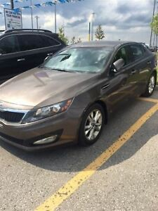 2013 Kia Optima *EX Luxury|Leather|Just Arrived!