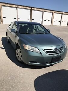 2007 Toyota Camry Le $5,700 +tax