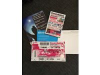 Creamfields festival ticket
