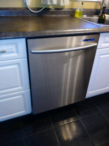 Samsung stainless steel dish washer with free delivery