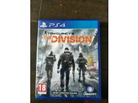 The Division for PS4