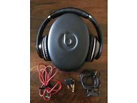 Original Studio Monster Beats Headphones by Dr Dre - Black