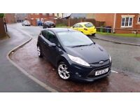 2010 ford fiesta 1.6 tdci ZETEC S pure sports looks full service history 1 owner stunning