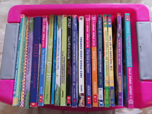 50+ Children's Chapter Books