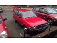 VW Polo mk2 'breadvan' spares or repair
