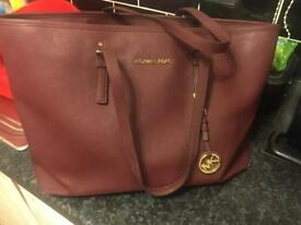 Genuine Michael Kors Jet Set Bag