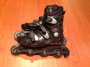 Rollerblades Plastic Size 7 Womens or Youth 5