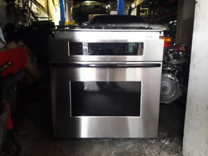 Thermador Wall Oven and Gas Cooktop