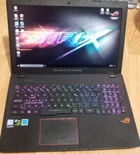ASUS Republic of Gamers ROG Strix GL553VD Gaming Laptop Computer
