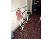 Vintage/retro exercise bike