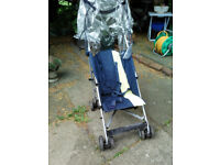 Mamu Buggy With Raincover