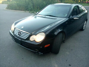 2004 Mercedes-Benz CL-Class Coupe (2 door)