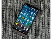 LG G3 32GB + extra battery, smart cover and charging doc