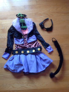 Costume d'halloween enfants