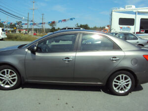 2011 Kia Forte EX Sedan WARRANTY INC CALL JOE 902-830=5747