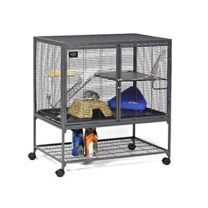 Single or Double Critter Nation Cage
