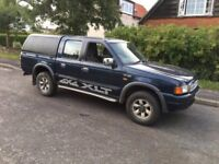 Ford Ranger Canopy Only
