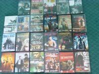 DVD, Various, x 23.