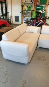 Ikea sectional/loveseats
