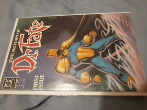 Moving - First Issue the return of Dr Fate