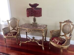 Moving sale must go Antique furniture
