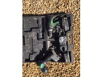 Hitachi DV18DVC 18V Cordless Combi Drill with Torch
