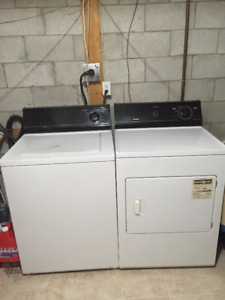Washer and Dryer- FULLY FUNCTIONING AT LOWEST PRICE
