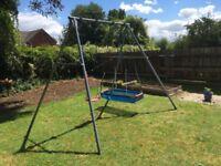 TP Toys Garden Swing Set